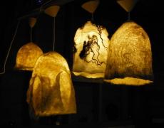 Heideschaap lamp