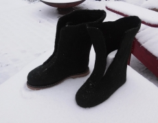 workshop laarzen maken